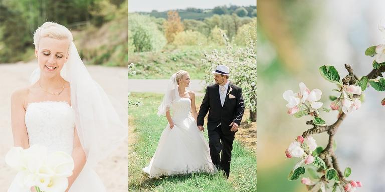 Bröllopsfoto Österlen av Kajsas Foto - bröllopsfotograf Österlen