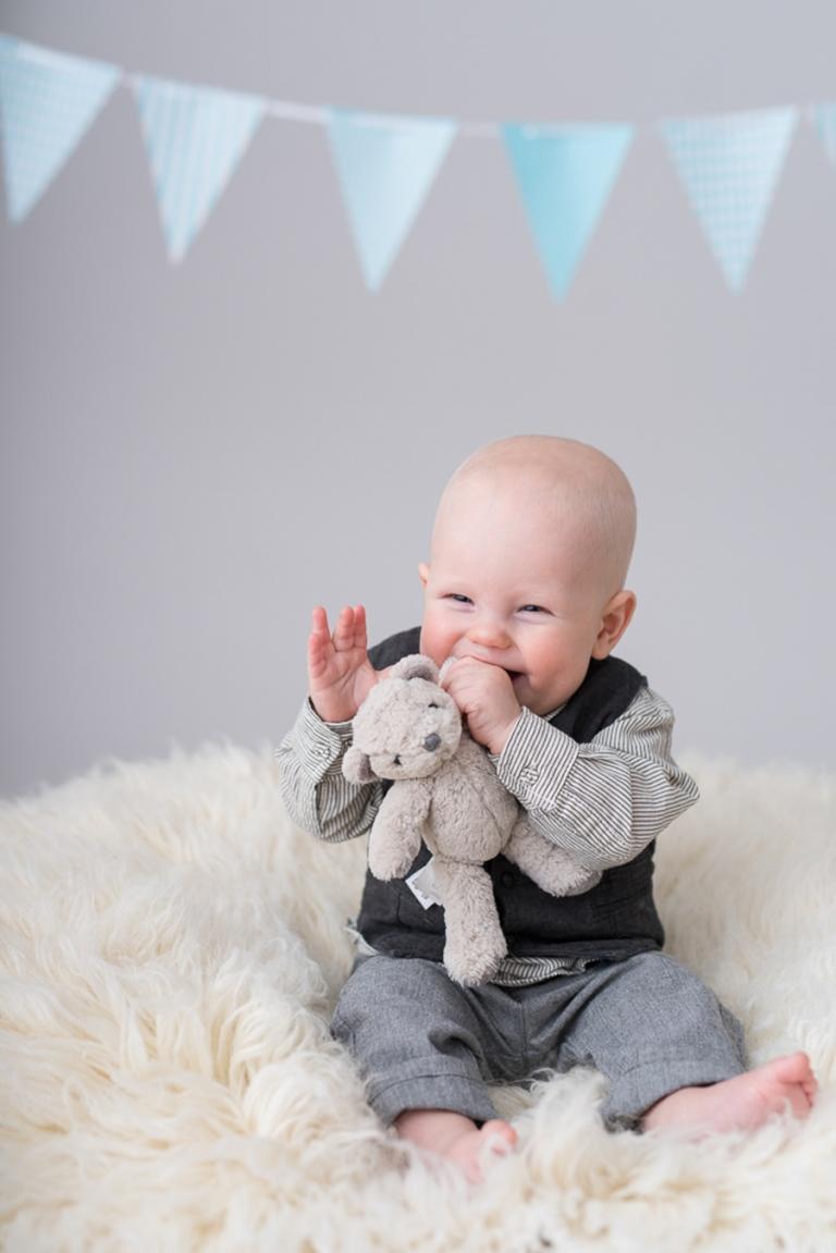 Babyfotografering - fotograf Skåne