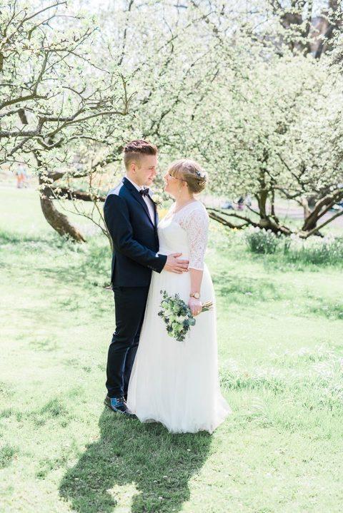 Bröllop i Lund