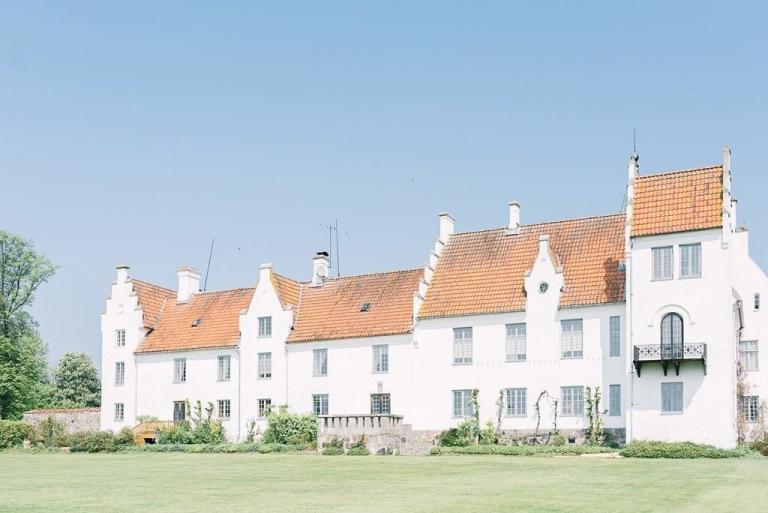 Bosjökloster utanför Höör och Eslöv