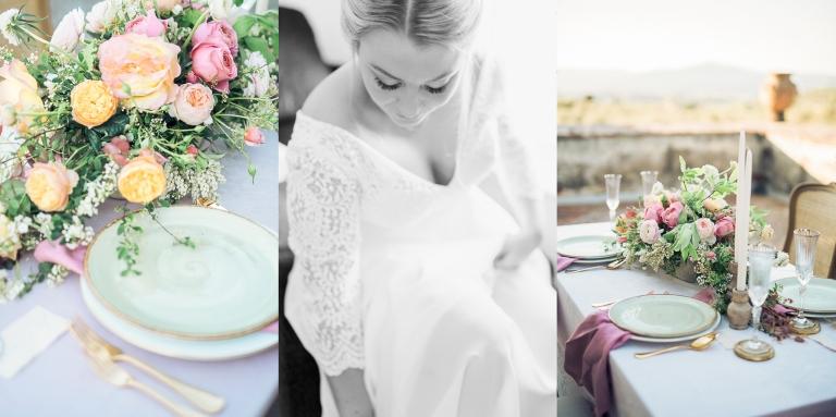 Fine art wedding details photographed by Kajsa Ragnestam photographer